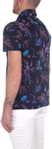 Luxury Fashion | Etro Heren 1Y8004066200 Katoen Polo\'s | Lente-zomer 20