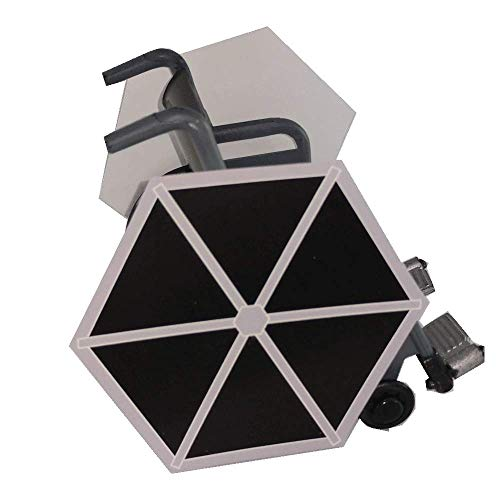 Winged Tie Fighter Lookalike Wheelchair Costume Child's]()
