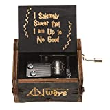 Romely´s Gift Store Caja Musical de Harry Potter (Dark)