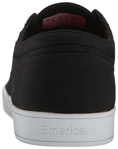 Emerica The Figueroa, Color: Black/Brown, Size: 42.5 Eu / 9.5 Us / 8.5 Uk
