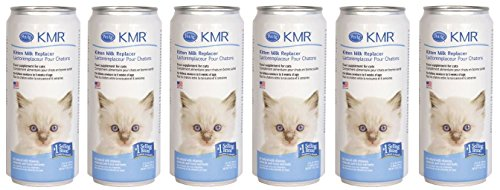KMR Liquid Replacer for Kittens & Cats, 11oz cans (6-Pack)