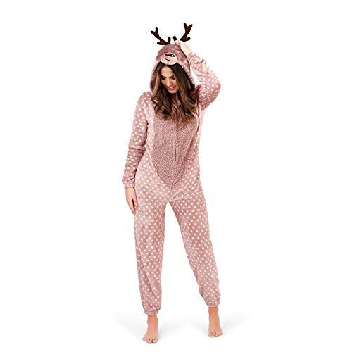 547e25253e Pijama de una Pieza para Mujer