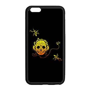 "Music Theme iPhone6 Plus 5.5""""Screen Back Cover Cases"
