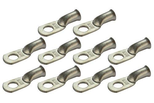 TEMCO 10 Lot 6 AWG Ring 5/16
