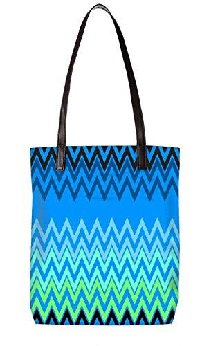 Snoogg Strandtasche, mehrfarbig (mehrfarbig) - LTR-BL-339-ToteBag