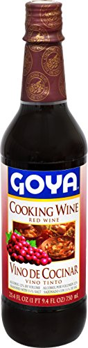 Goya Red Cooking Wine, 25.4 oz (Best Red Wine For Cooking)