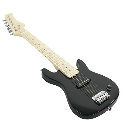 smartxchoices 30 inch kids electric guitar with 5w amp much more guitar combo accessory kit. Black Bedroom Furniture Sets. Home Design Ideas