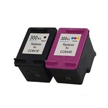 Remanufacturados HP 300XL Cartucho de Tinta para Impresoras ...