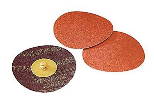 Price comparison product image 3M 963G Cubitron Coated Quick Change Disc - 1 in Dia Ceramic 120 Grit - 11425 [PRICE is per DISC]