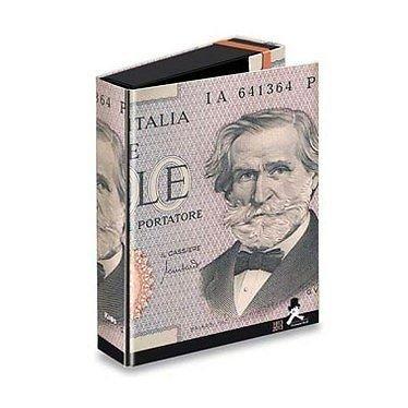 18160 CARTELLA C//EL D7 KAOS Bicentenario Giuseppe Verdi EDIZIONE LIMITATA cod