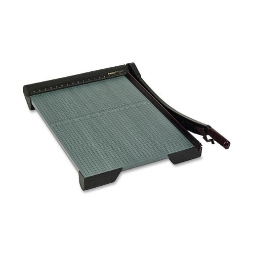 Martin Yale W24 Premier GreenBoard Wood Series Paper Trimmer, 24