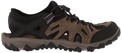 Merrell Womens All Out Blaze Zeef Sport Sandaal Stucwerk