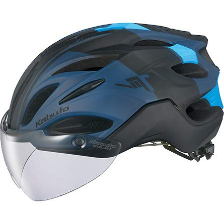 OGK KABUTO(オージーケーカブト) ヘルメット VITT (ヴィット) カラー:G-1マットネイビーブルー サイズ:XL/XXL   B07N361LDT