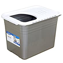 Petmate Top Entry Litter Pan, One Size