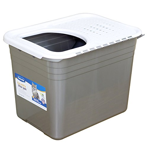 Petmate Top Entry Litter Pan product image