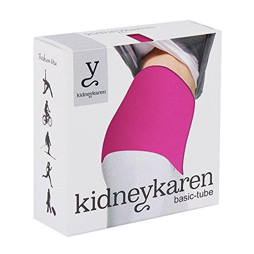 Kidneykaren - Calentador lumbar - para mujer Raspberry Pink