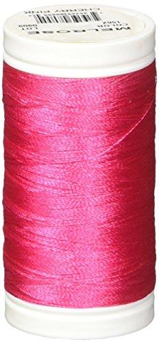 Iris Melrose Thread, 600-Yard, Cherry Pink