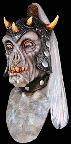 Mascarilla Horror de Orco: Amazon.es: Juguetes y juegos