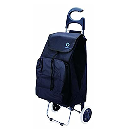 3c9db6232b Shopping Trolley with Stand (XXL Shopping Trolley Wheeled Shopping Bag    Shopping Bag with Wheels