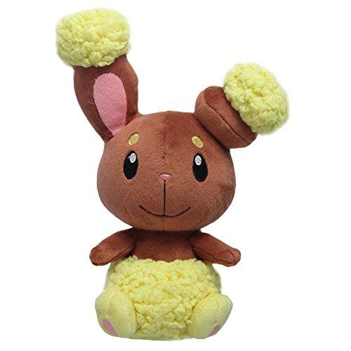 Sanei Pokemon All Star Series Buneary Stuffed Plush, 8