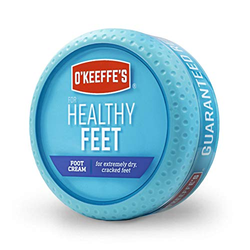 O'Keeffe's for Healthy Feet Foot Cream, 3.2 -