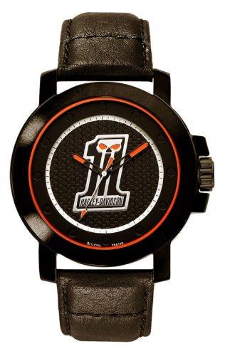 Harley Davidson Bulova Wrist Watch 78A110 product image