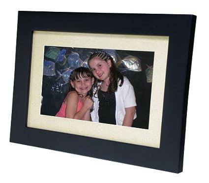 Amazon.com : Smartparts SP92 8.5-inch Digital Picture Wood Frame ...