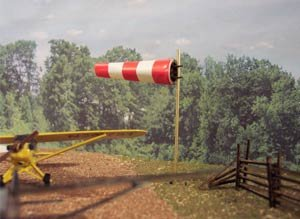 """Osborn Models N Scale WINDSOCK 36""""x 144"""" Scale Inches for sale  Delivered anywhere in USA"""