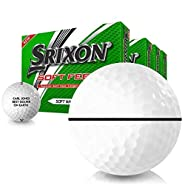 Srixon Soft Feel AlignXL Personalized Golf Balls - Buy 3 DZ Get 1 DZ Free