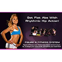Figure 8 Fitness As Seen On TV Dynamic Core Cardio Training Workout DVD