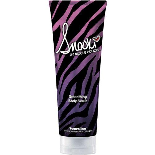 Snooki Smoothing Sweet Body Scrub w/Exfoliating Beads 9 oz