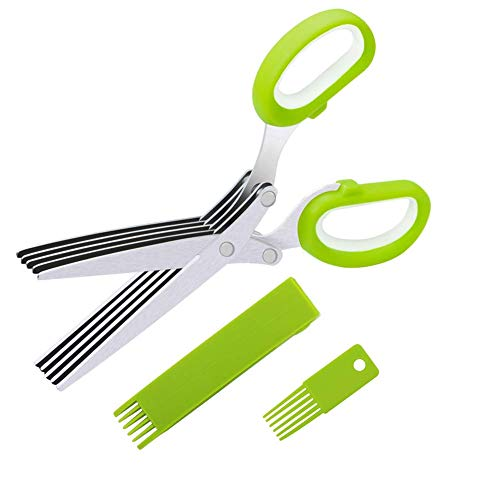 Multipurpose Herb Scissors and