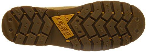 Tan Dockers Beige de Beige 23DA004 910 para Cuero Golden Hombre Botas rgqwz0OAxg