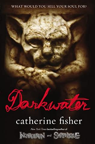 book cover of Darkwater Hall