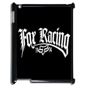 Black & White Fox Racing Ipad 3 Case