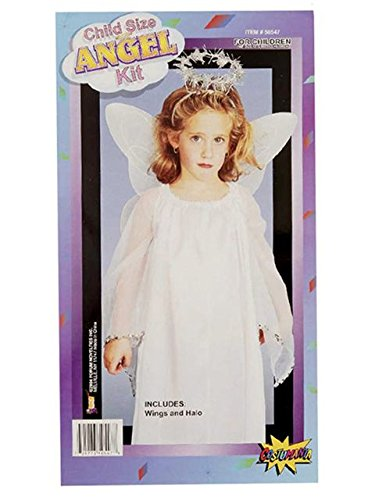 Angel Pins Heavenly - Halo And Wing Set Child