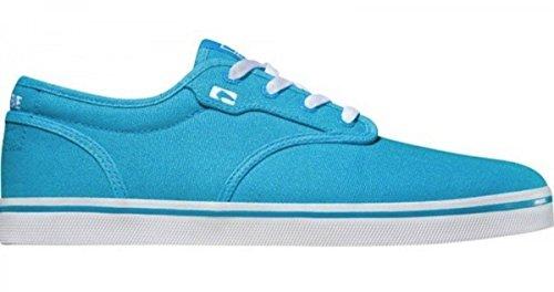 Globe Skate Shoes Motley Highlighter Blue