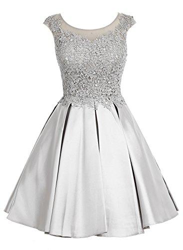 Bbonlinedress Applique Sleeve Bridesmaid Dresses product image