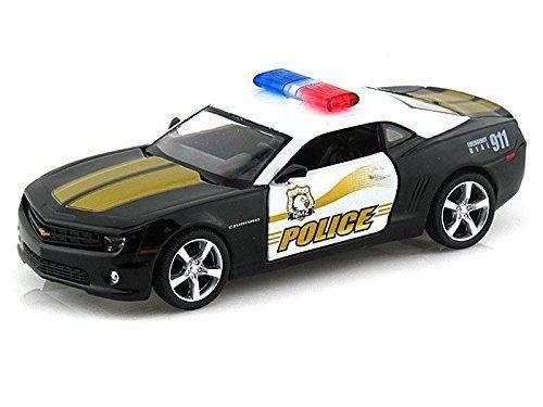 RMZ city Chevrolet 2010 Camaro RS Police Car 1:36 scale 5