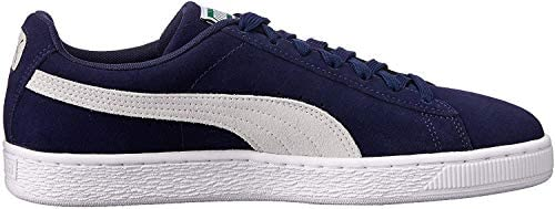 Puma Suede Classic, Unisex Adults Low-Top Trainers, Blue ...