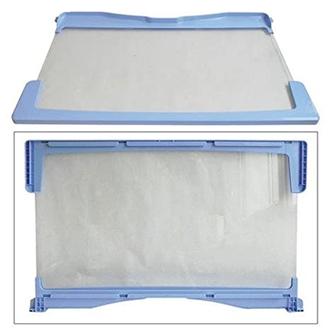 Indesit - Bandeja de cristal con borde para frigorífico Indesit ...
