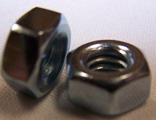3/4-10 HEX NUT SILICON BRONZE 5pcs Pack