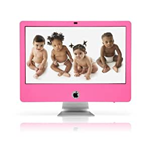 "imac touch-Zorro Macsk Touch Screen for imac 21.5""(Pink Style)"
