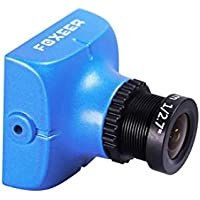DZT1968 Foxeer HS1177 V2 600TVL CCD 2.8mm 2D DNR PAL IR Blocked 26X26mm Mini FPV Camera