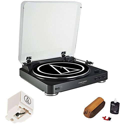 Audio-Technica AT-LP60 Fully Automatic Stereo Turntable Syst