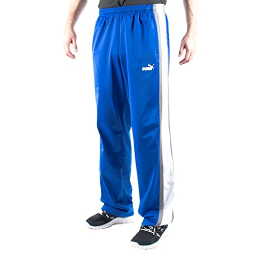 Puma Men's Agile Track Pants S Blue