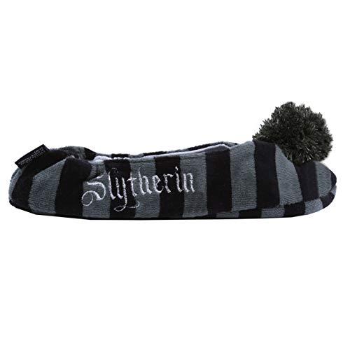 Vert À Rayures Harry noir Potter Chaussons dTqEHd