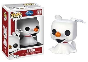 Amazon.com: Funko POP Disney The Nightmare Before Christmas: Zero ...