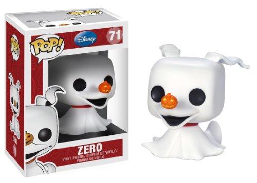 Funko POP Disney The Nightmare Before Christmas: Zero Zero Nightmare Before Christmas