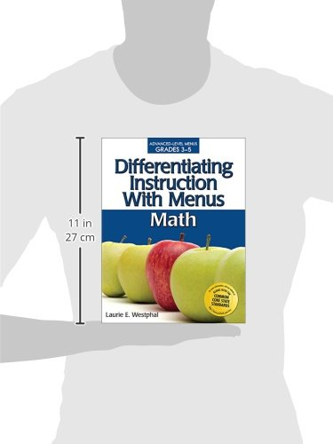 Amazon.com: Differentiating Instruction With Menus: Math (Grades 3 ...